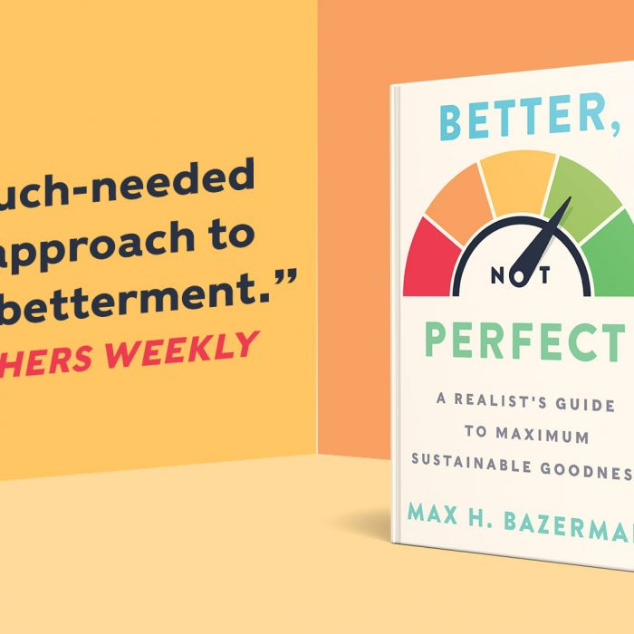 Better, Not Perfect: A Realist's Guide to Maximum Sustainable Goodness